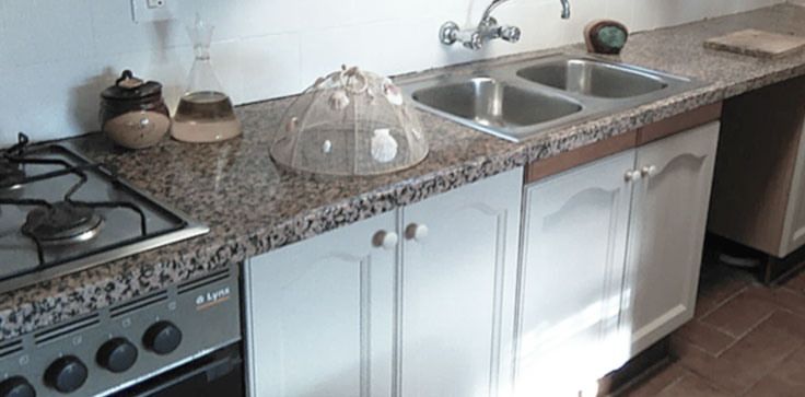 Renovar la cocina con autentico caliu de flandes - Renovar muebles de cocina ...