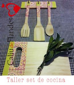 Taller set de cocina