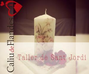 Taller Manualidad Sant Jordi Reus