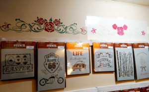 stencil-rosas